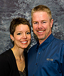 Greg and Kristi Stratman, Managing Broker - REMAX Mountain West